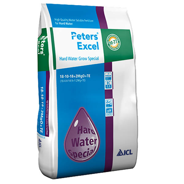 Peters EXCEL 18-10-18 Hard Water Geow Special